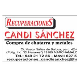 Recuperaciones Candi Sánchez