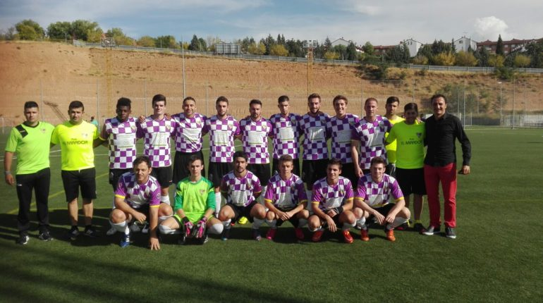 Atlético Guadalajara Cadete.