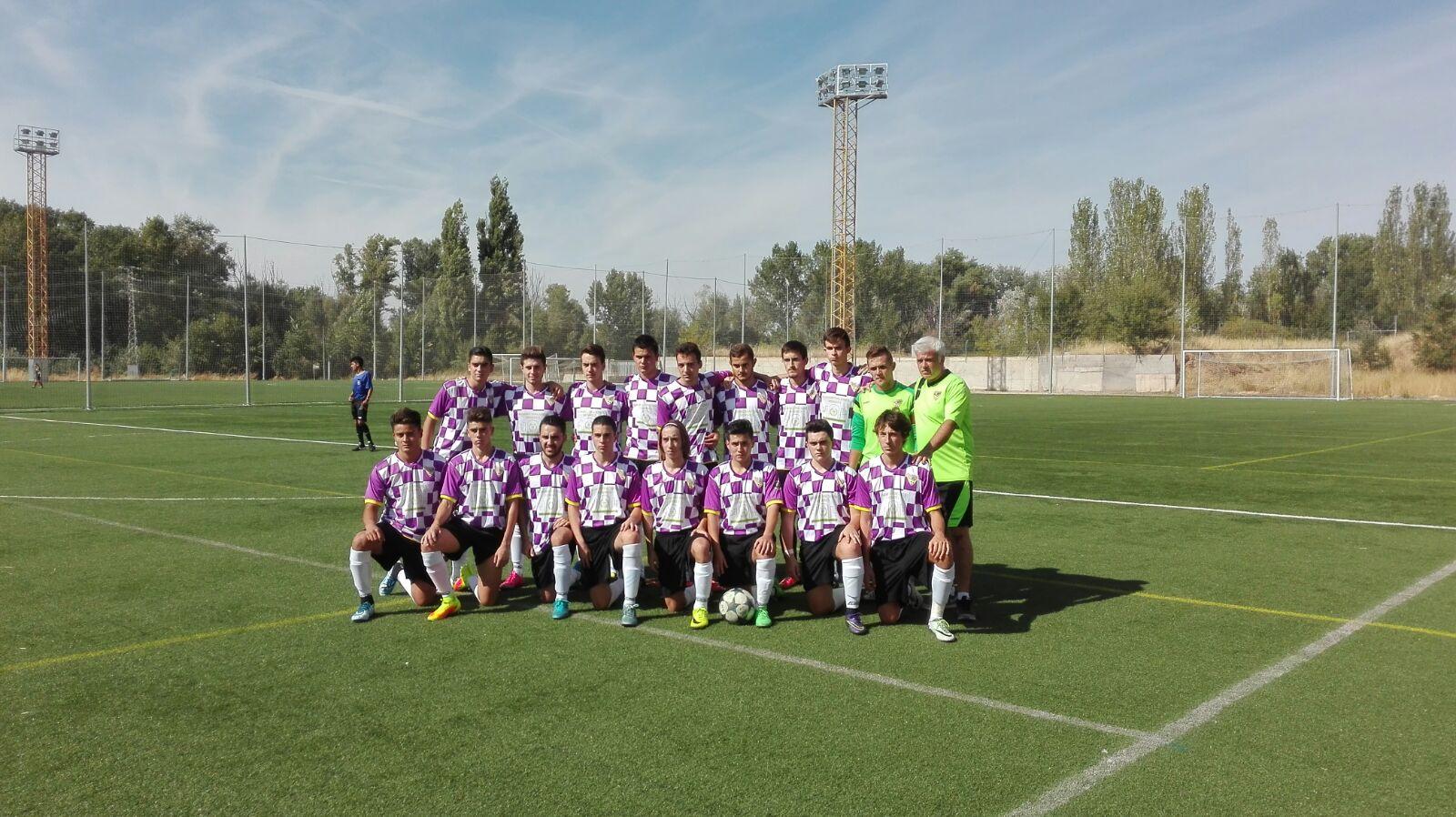 liga juvenil provincial guadalajara
