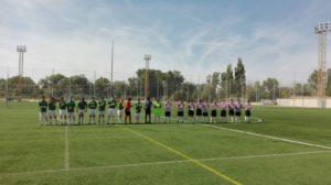 Atlético Guadalajara vs Sporting Cabanillas B
