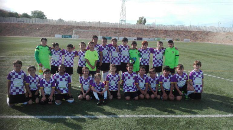 escuela de fútbol base en guadalajara