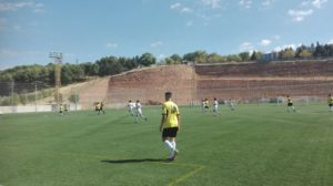 CD Guadalajara vs Atlético Guadalajara. Categoría Juvenil.