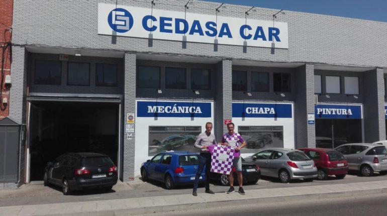 Colaboracion Cedasa CAR Temporada 19-20