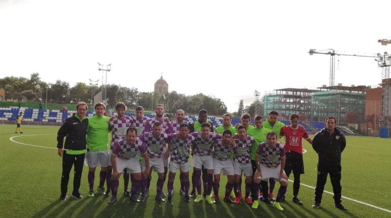 El Atlético Guadalajara en su segunda temporada en Primera Autonómica (Grupo IV).