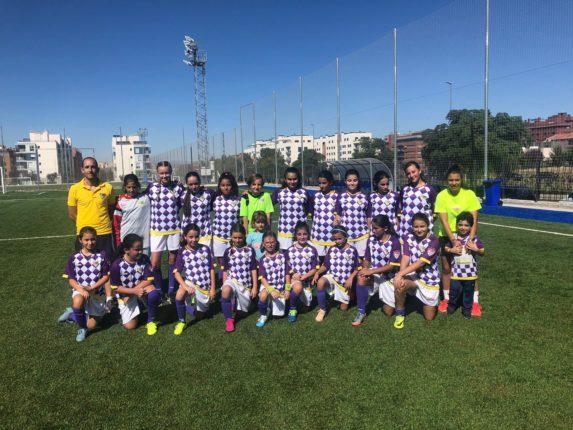 Atlético Féminas.