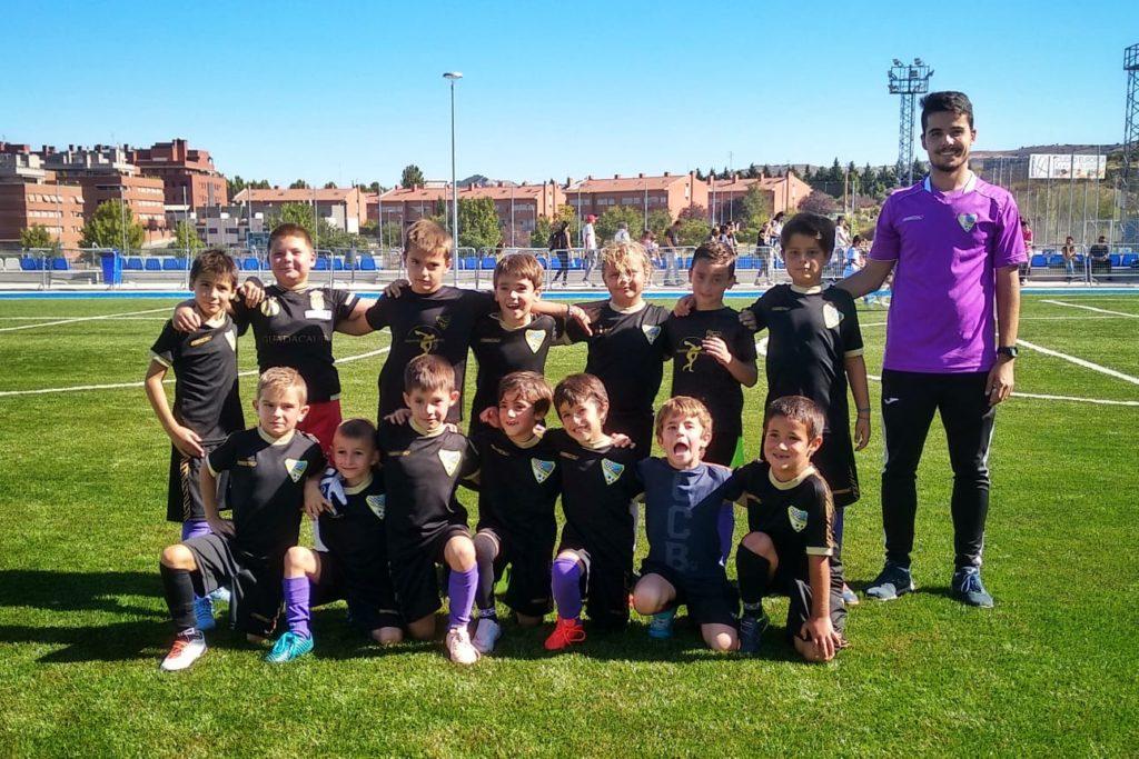 Atlético Guadalajara Prebenjamín 2012.