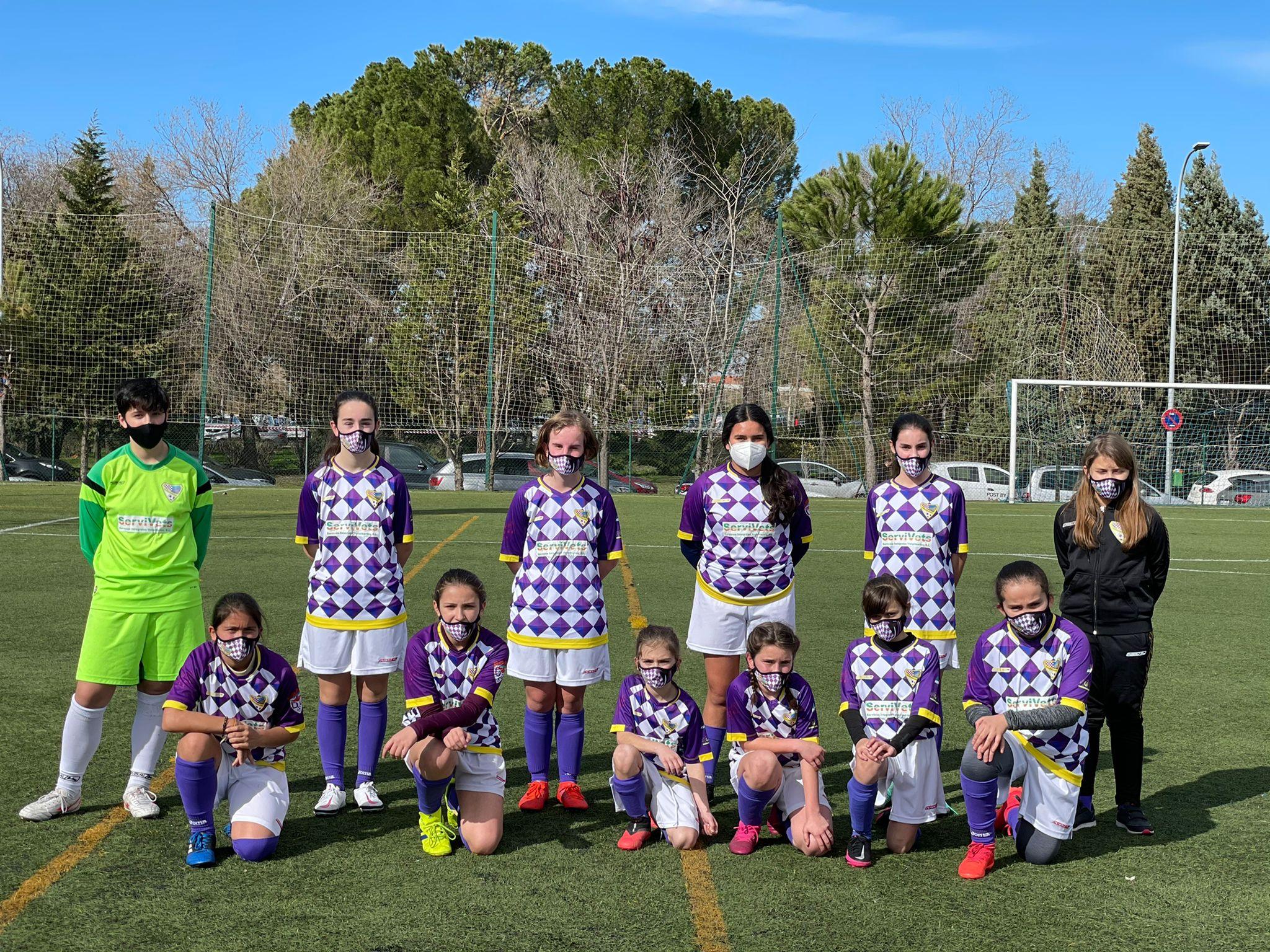 Atlético Féminas ServiVets.
